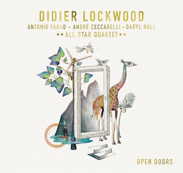 2917, Didier Lockwood, Open Doors