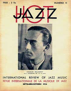 Charles Delaunay, Jazz Hot n°11