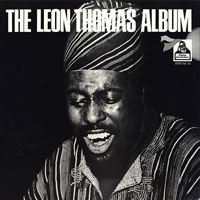 1970. Leon Thoma, The Leon Thomas Album
