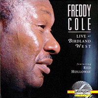 1973. Freddy Cole, Live at Birdland West, Laserlight
