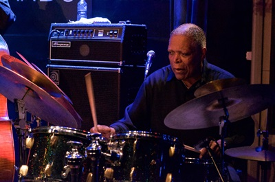 Billy Hart © Mathieu Perez