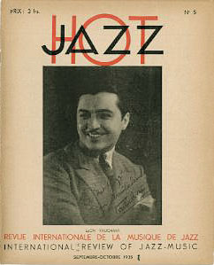 Jazz Hot       n°5<small> (avant-guerre)</small>