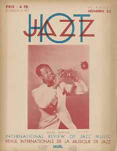 Jazz Hot n°22<small> (avant-guerre)</small>