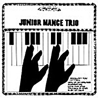 1961. Junior Mance Trio, At the Village Vanguard Plus, Ozone