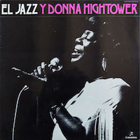 1978. Donna Hightower/Pedro Iturralde, El Jazz Y Donna Hightower