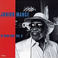1995. Junior Mance, At Town Hall-Vol. 2, Enja