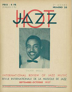 Jazz Hot n°20<small> (avant-guerre)</small>