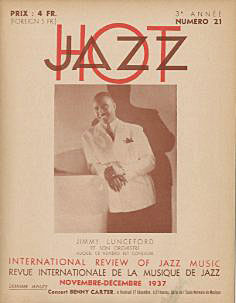 Jazz Hot n°21<small> (avant-guerre)</small>