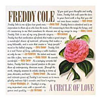 1993-95. Freddy Cole, A Circle of Love, Fantasy