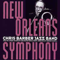 1996. Chris Barber and the Großes Rundfunkorchester Berlin Conducted by Robert Hanell, New Orleans Symphony