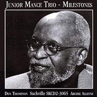 1997. Junior Mance, Milestones, Sackville