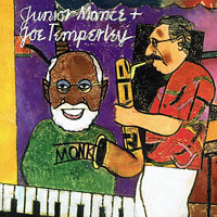 2000. Junior Mance+Joe Temperley, Monk, Chiaroscuro