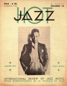 Jazz Hot n°14<small> (avant-guerre)</small>