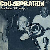 1966. Chris Barber/Kid Martyn, Collaboration