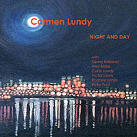1986. Carmen Lundy, Night and Day