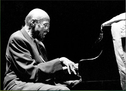 Horace Parlan at Union Chapel, 15 may 1997 © David Sinclair