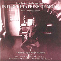 1981. Interpretations of Monk, Vol. 2