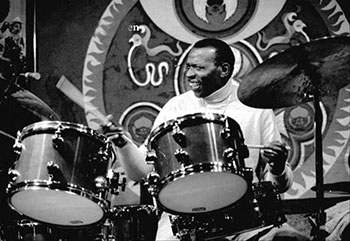 Elvin Jones au Keystone Korner (1980) © Brian McMillen, by courtesy