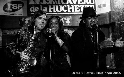 Sweet Screamin' Jones, Sylvia Howard et Boney Fields  © Patrick Martineau © Patrick Martineau