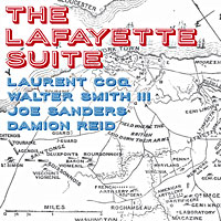 2015, Laurent Coq, The Lafayette Suite