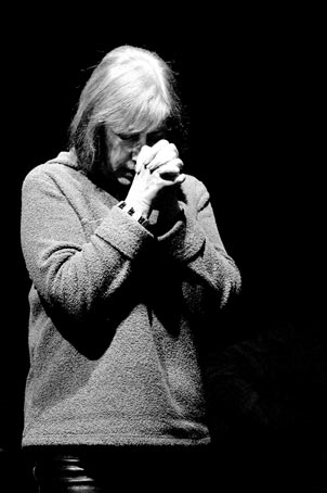 Norma Winstone, at Vortex, 5 December 2002 © David Sinclair