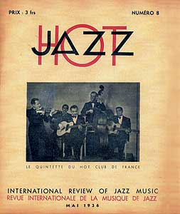 Jazz Hot n°8<small> (avant-guerre)</small>