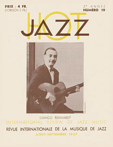 Jazz Hot n°19<small> (avant-guerre)</small>