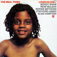 1977. Louis-Hayes, The Real Thing