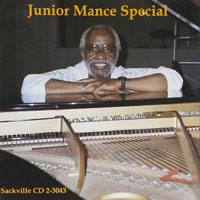 1986-88. Junior Mance Special, Sackville