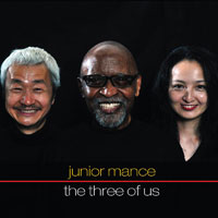 2012. Junior Mance, The Three of Us, JunGlo