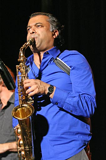 Rudresh Mahanthappa, Jazz à Vienne 2012©Guy Reynard