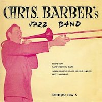 45t 1951. Chris Barber's Jazz Band
