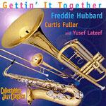 1960. Curtis Fuller, Freddie Hubbard, Yusef Lateef Gettin' It Together, TCB