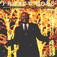 1993. Freddy Cole, This Is the Life, Muse