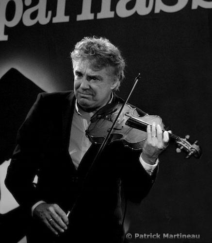 Didier Lockwood au Petit Journal Montparnasse (nov. 2015) © Patrick Martineau