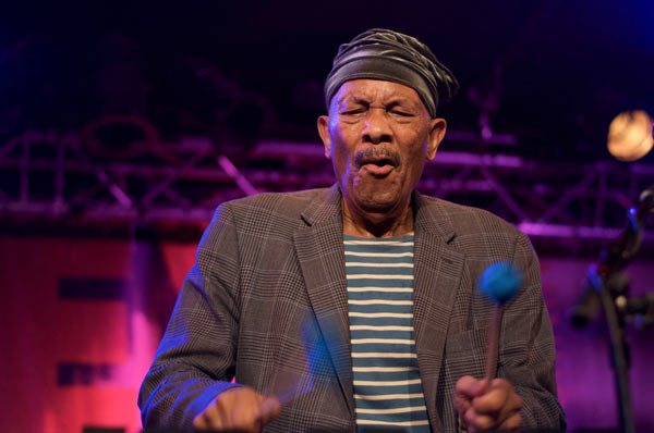 Roy Ayers, New Morning, Paris, 28 juillet 2016 © Mathieu Perez