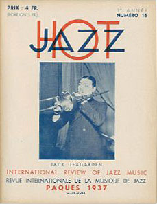 Jazz Hot n°16<small> (avant-guerre)</small>