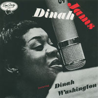 1954. Dinah Washington, Dinah Jams, EmArcy