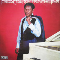 1980. Freddy Cole, Right From the Heart, Decca