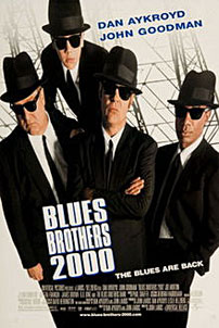 1998. Blues Brothers 2000