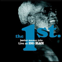 2004. Junior Mance, The 1st: Live at 3361*Black, Tokuma