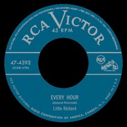 45T 1951. Little Richard, Taxi Blues/Every Hour, RCA Victor
