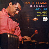 1964.Terry Gibbs, Take it From Me