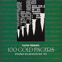 1993. 100 Gold Fingers, Piano Playhouse '93, Fujitsu/TDK 5193