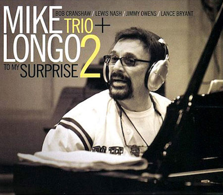 2011-Mike Longo, To My Surprise