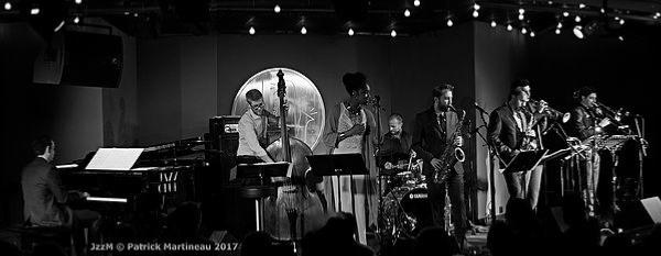 The Amazing Keystone Septet © Patrick Martineau