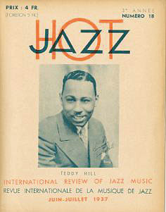 Jazz Hot      n°18<small> (avant-guerre)</small>