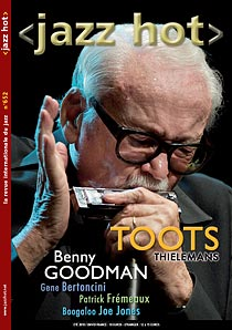 Jazz Hot n°652-2010, Toots Thielemans