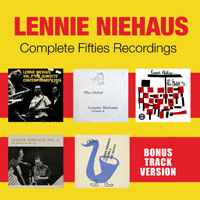 1954-56. Lennie Niehaus, Complete Fifties Recordings