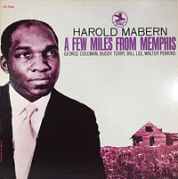 1968. Harold Mabern, A Few Miles From Memphis